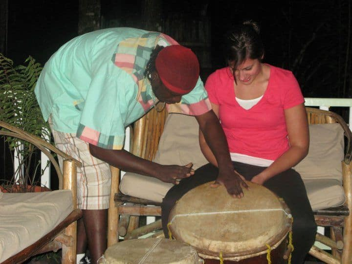 Authentic Garifuna Drumming Lesson