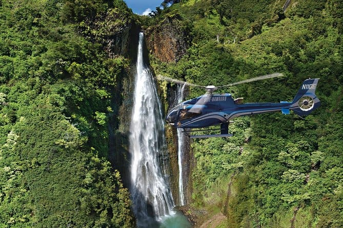 Best Of Kauai Land & Helicopter Combo