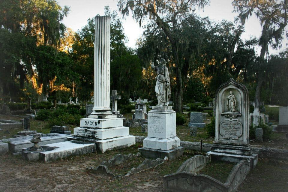 Bonaventure Cemetery With Shannon Scott