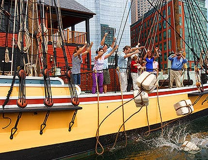 Boston Tea Party - Ships And Museum