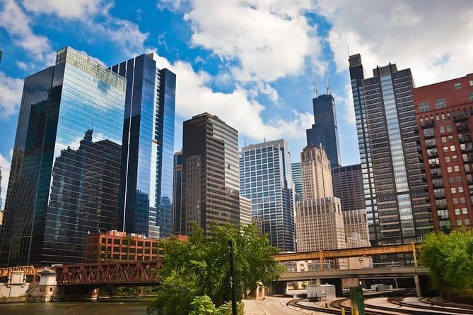 Chicago Land And River Architecture Tour