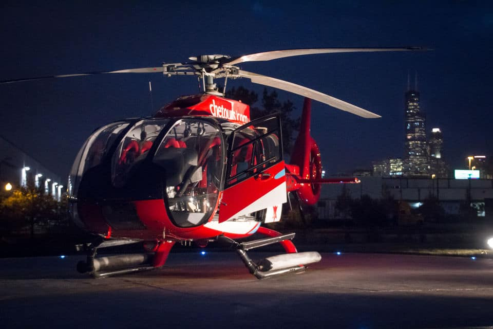 City Lights Helicopter Experience