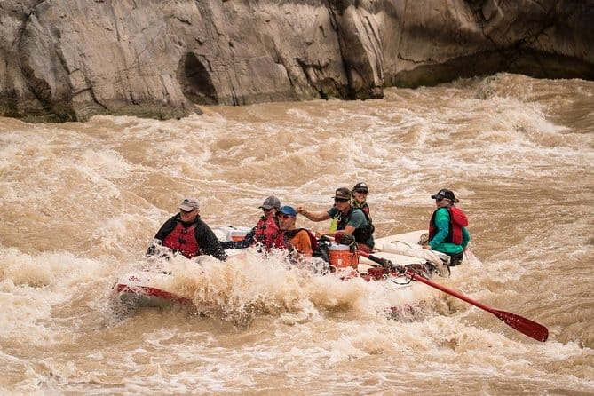 Colorado River White Water Rafting