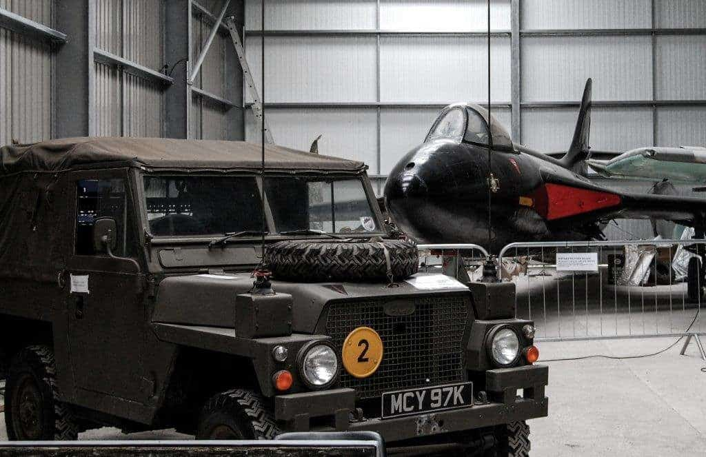 Davidstow Airfield And Cornwall At War Museum