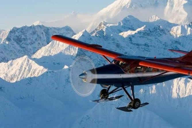 Denali Flightseeing Tour