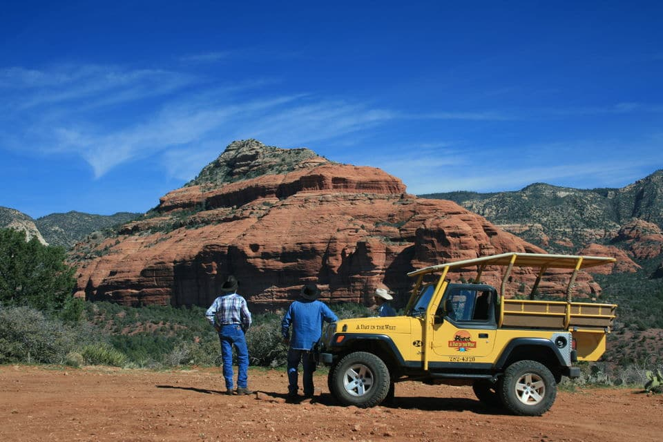 Diamondback Gulch 4x4 Tour