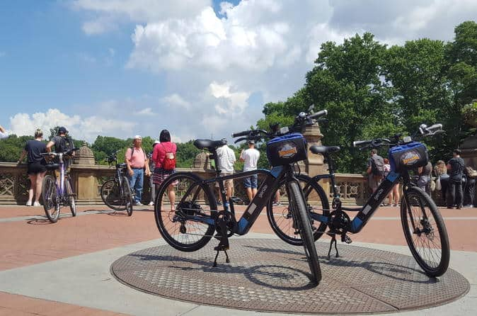 Electric Bike Tour Of Central Park