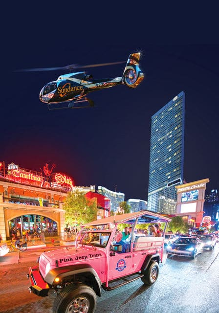 Evening City Tour And Helicopter Flight