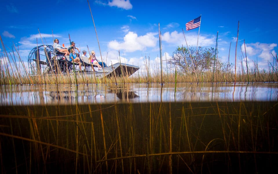 Everglades National Park Airboat Tour