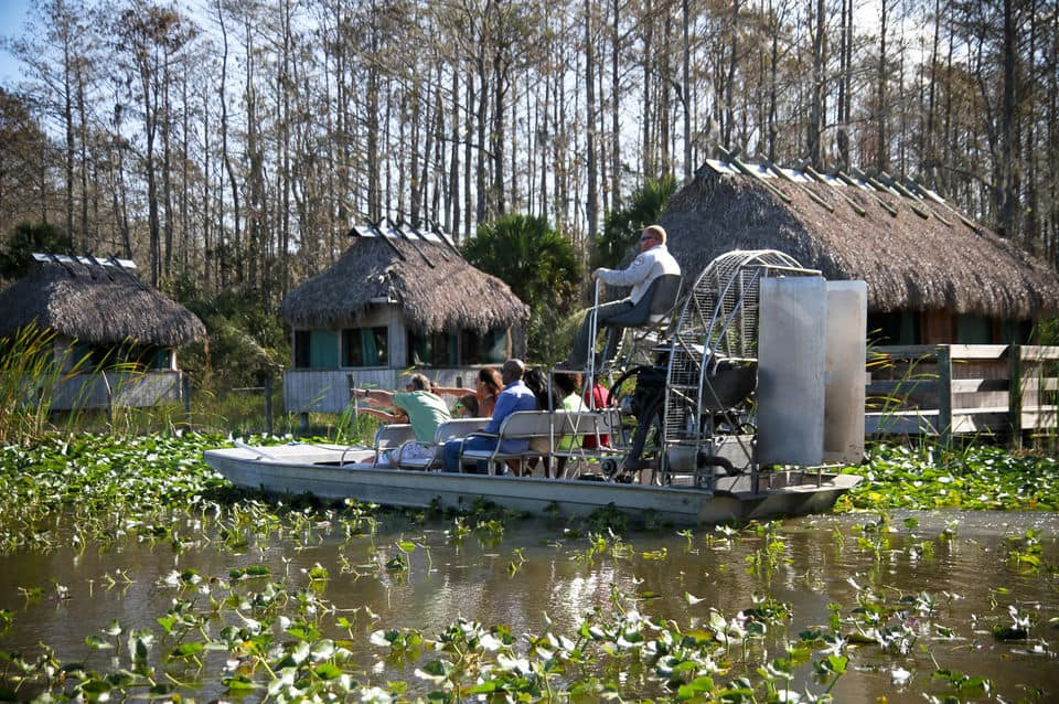Florida Everglades Small Group Airboat Tour