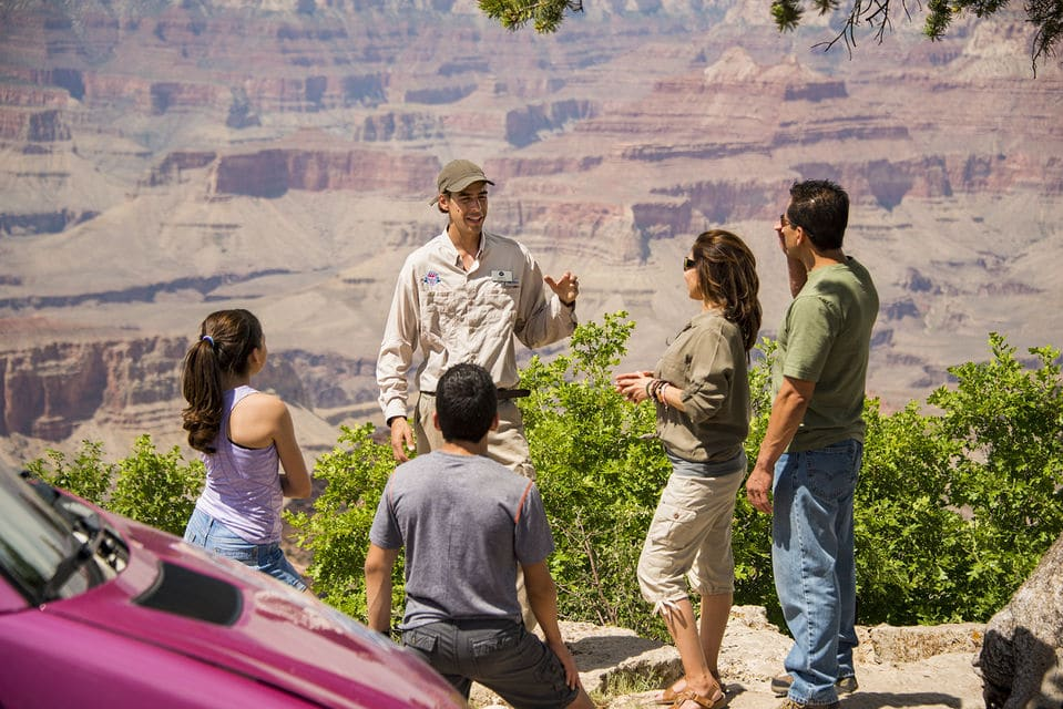 Grand Canyon Experience Tour By Luxury Trekker
