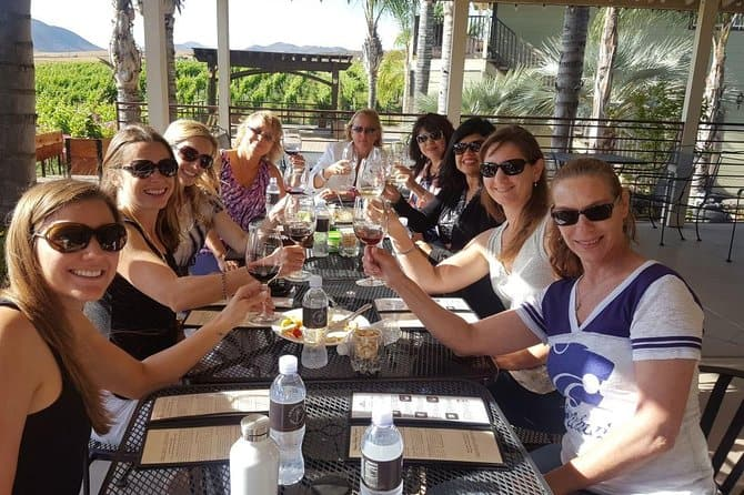 Guided Wine Tour Of Temecula