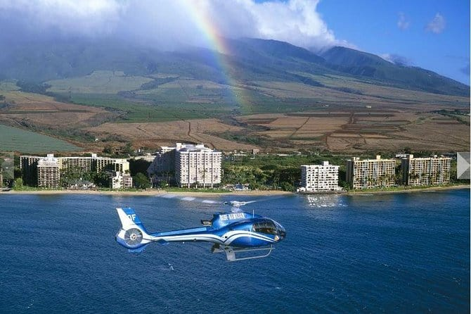 Hana Luxury Tour And Helicopter Flight