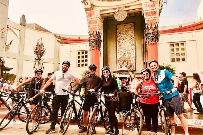Hollywood Bike Tour