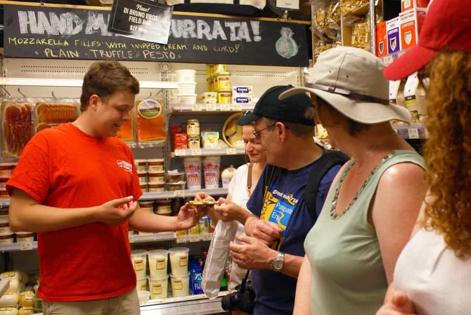 Italian Market Small Group Walking Tour