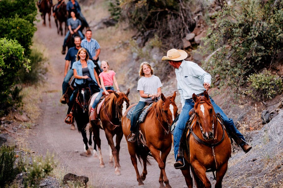 Jeep Tour, Horseback Ride, And Dinner Show