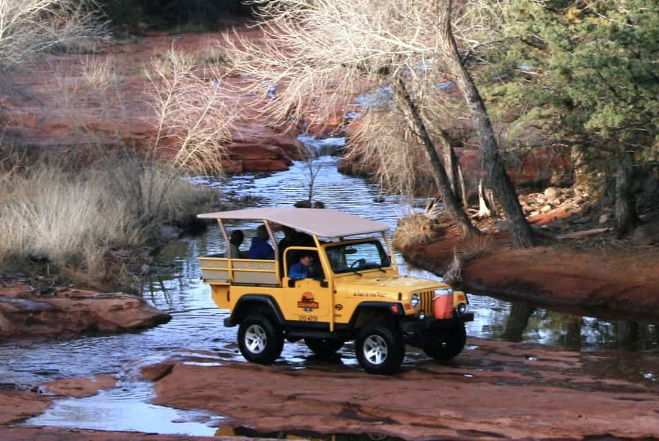 Jeep Tour Of The Western Canyons