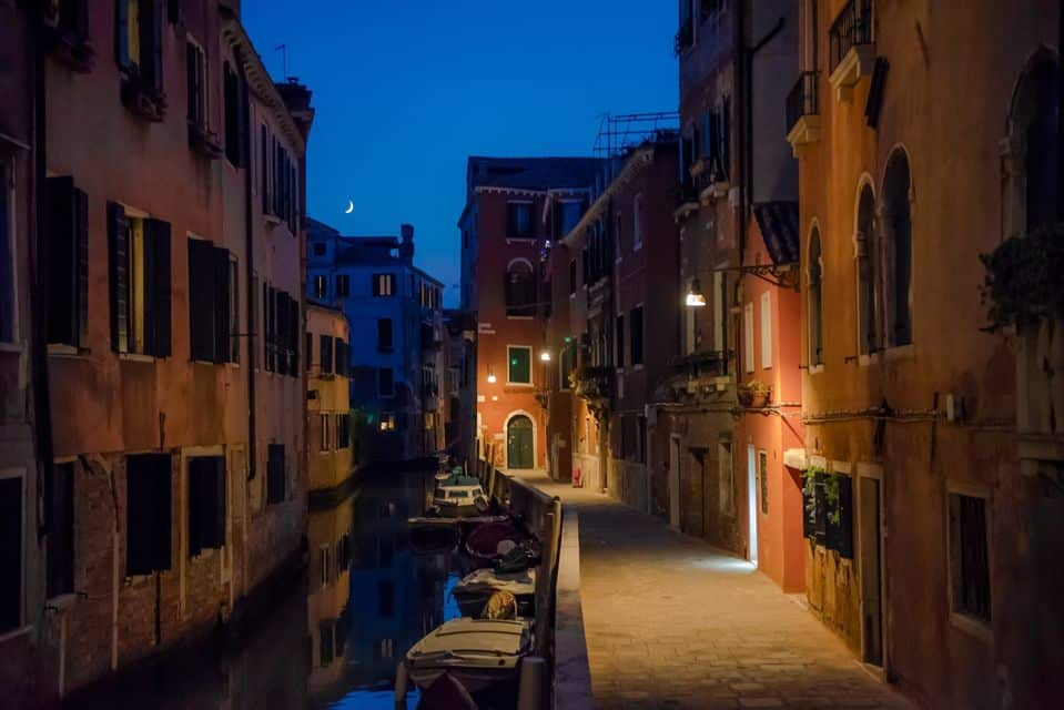 Legends And Ghosts Of Cannaregio Tour