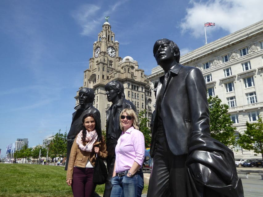Liverpool & Beatles Walking Tour