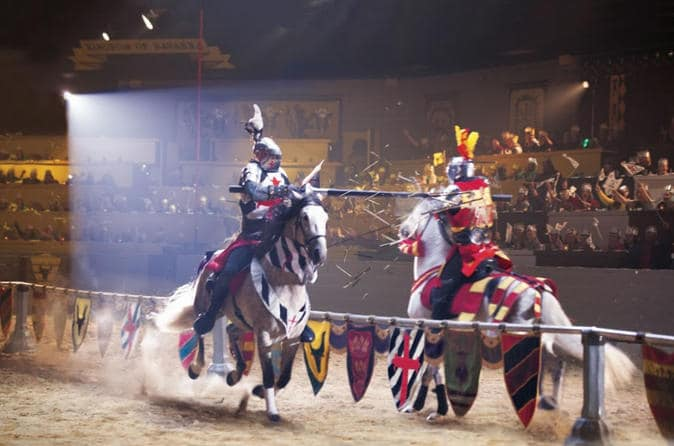 Medieval Times Tournament And Dinner, Dallas