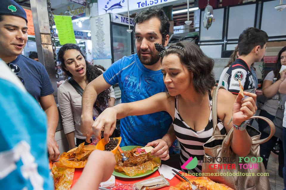 Mexico City's Historic Centre Food Tasting Walking Tour