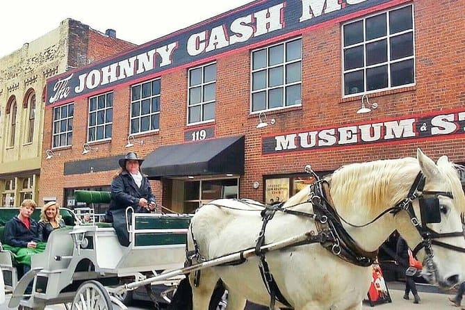 Nashville Horse And Carriage Ride