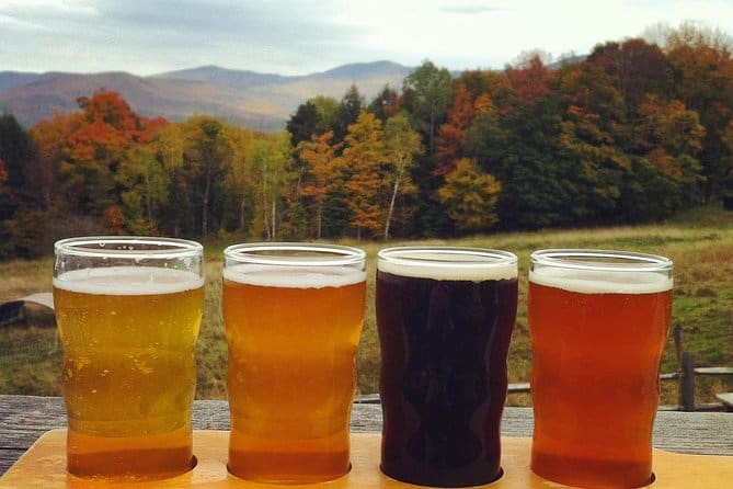 New England's Beaches, Beers And Bluffs