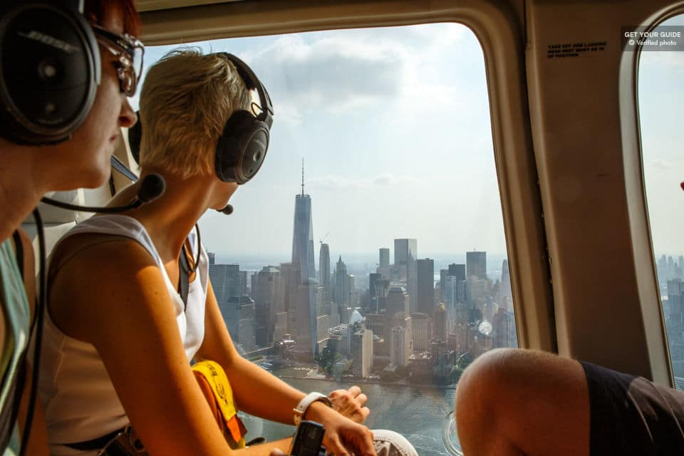 New York City Deluxe Helicopter Tour