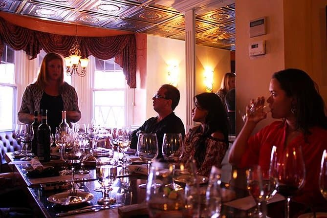 North End Wine And Walking Tour