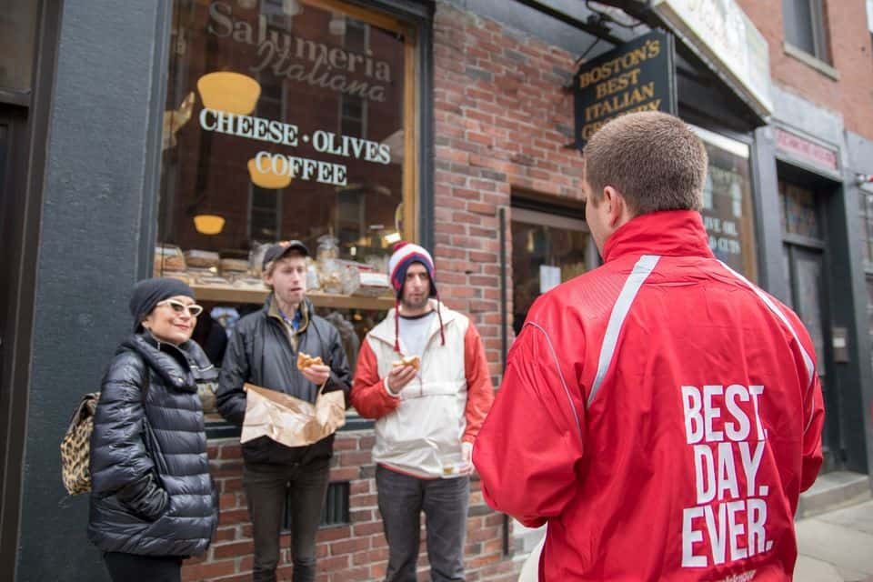 North End To The Freedom Trail - Food & History Tour