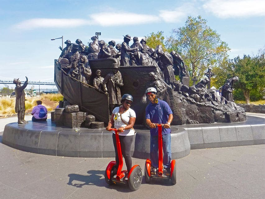 Philadelphia Segway Adventure Tour