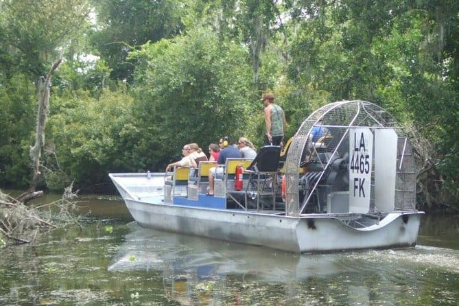 Private Bachelor Or Bachelorette Airboat Swamp Tour