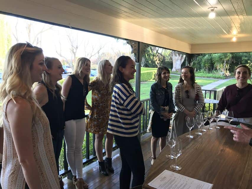 Small Group Boutique Wine Tour With Tastings