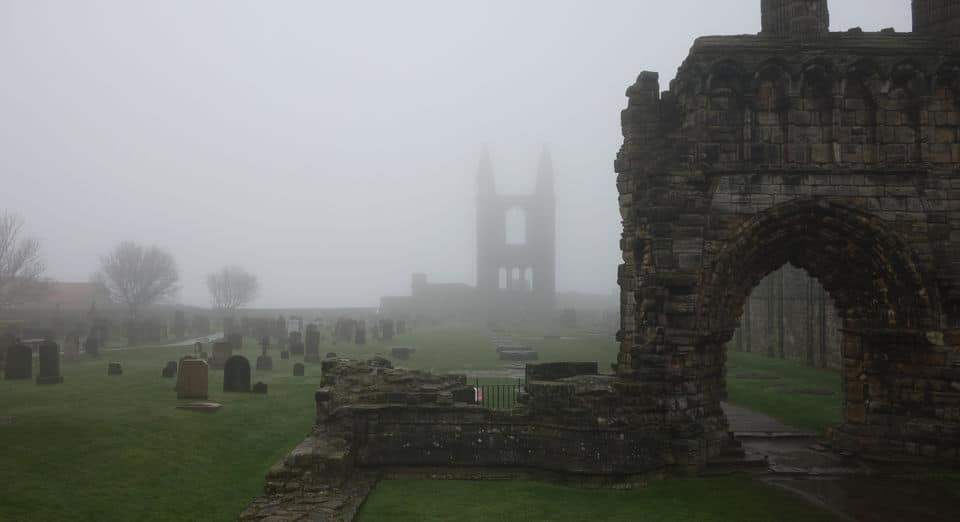 St. Andrews Ghost Tours