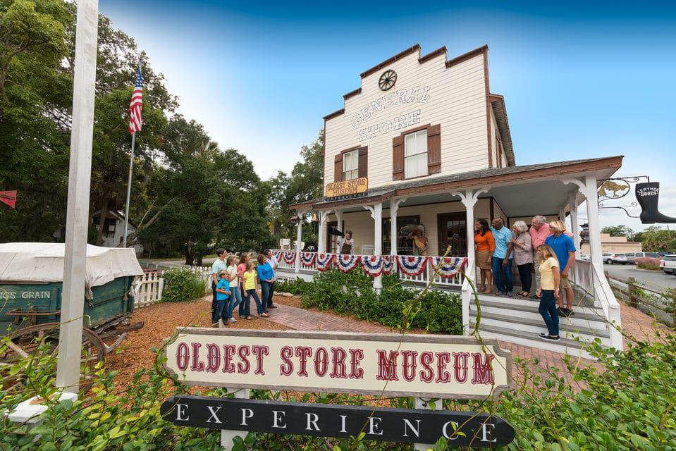 St. Augustine Oldest Store Museum Experience