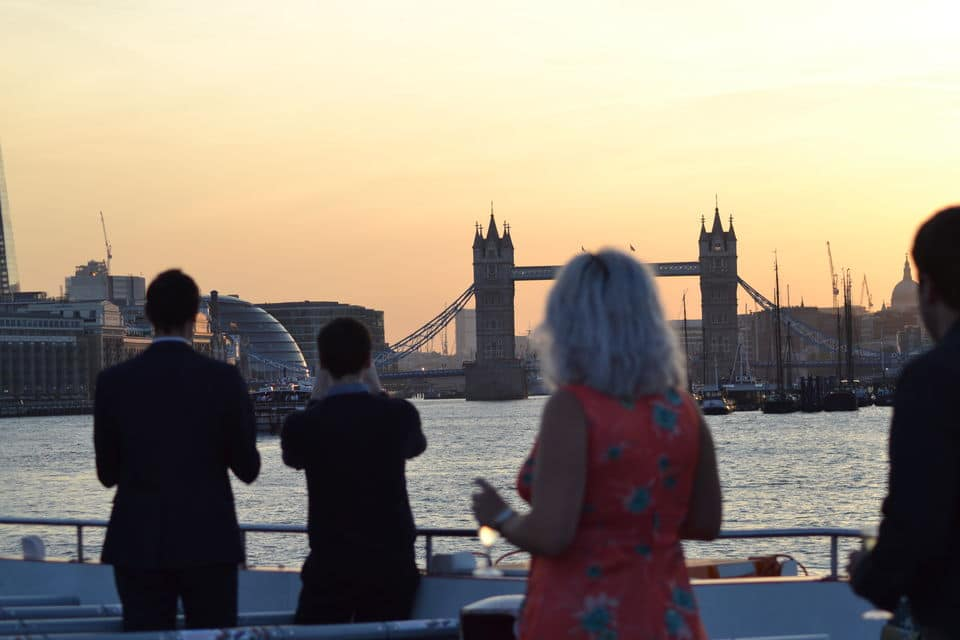 Thames Sunset Cruise