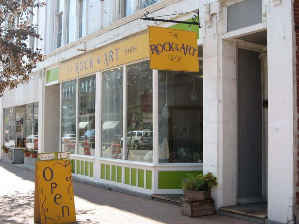 The Rock & Art Shop