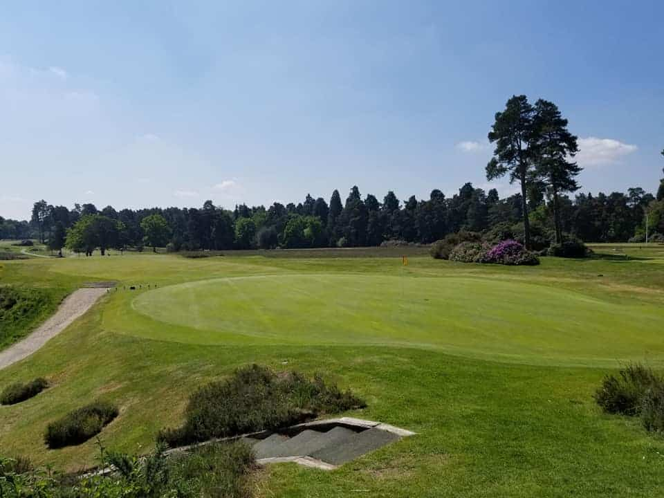 The West Hill Golf Club