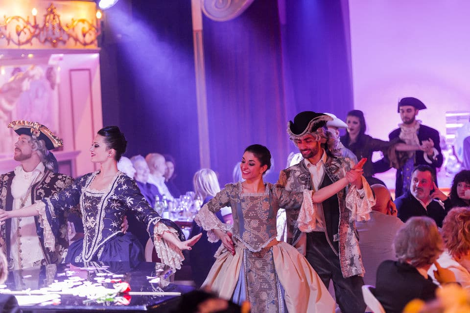 Venice Carnival 4-Hour Grand Ball Gala Dinner And Show