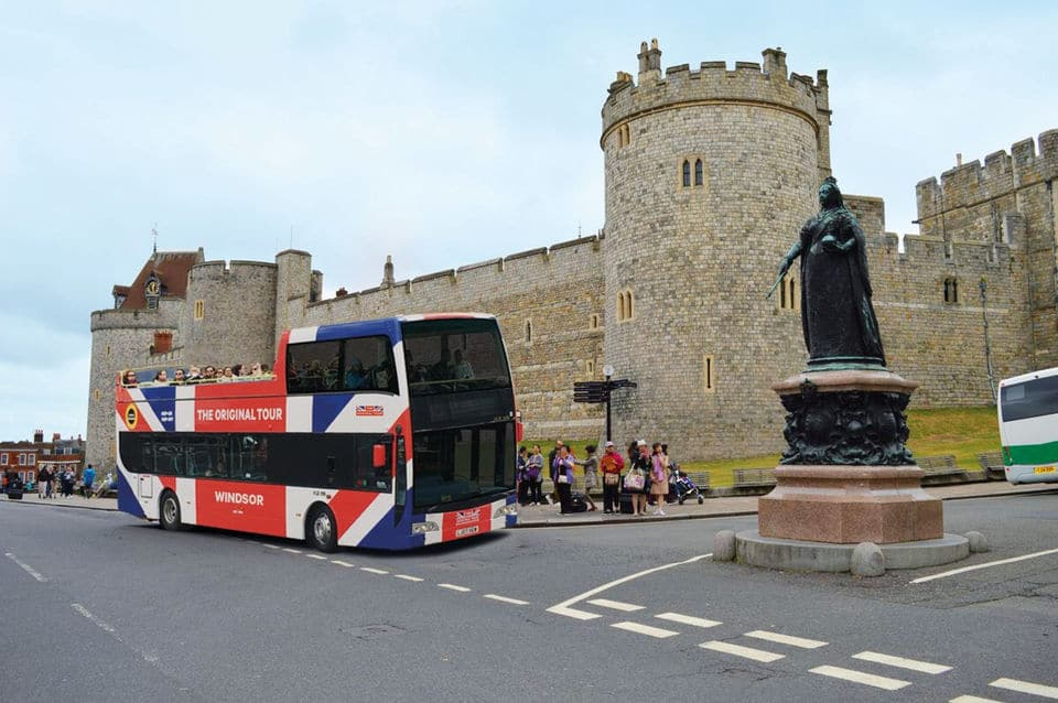 Windsor Hop-on Hop-off