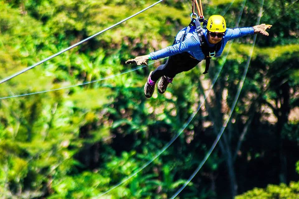 Zipline Trip From Cusco