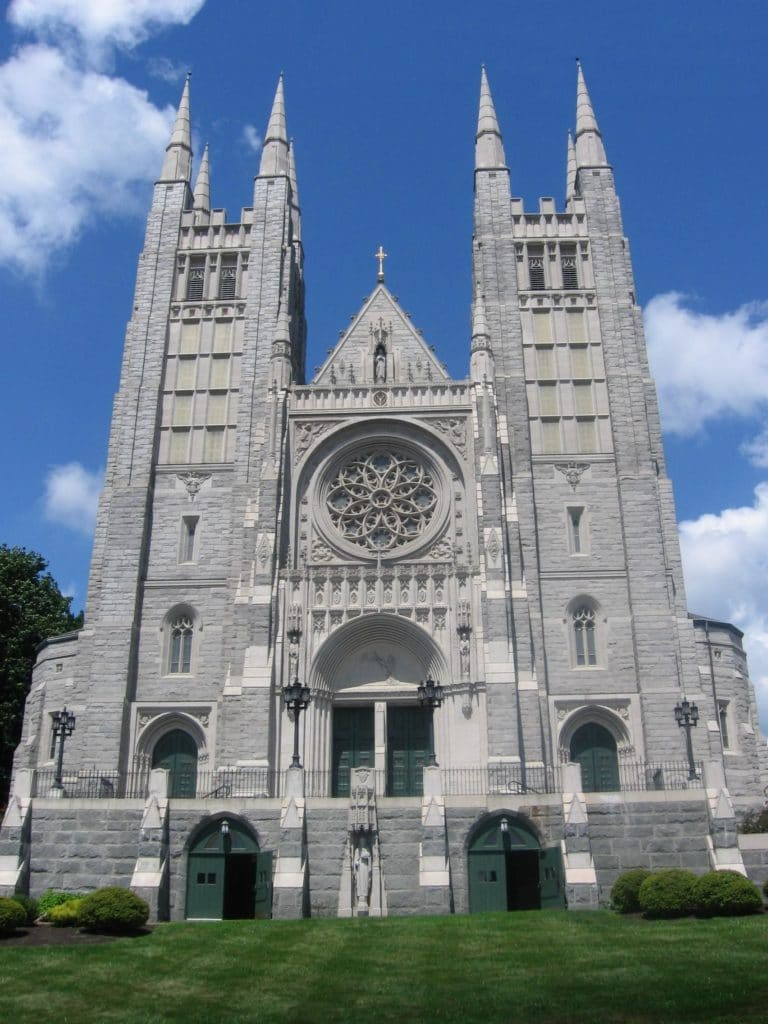 Basilica Saints Peter and Paul, Lewiston
