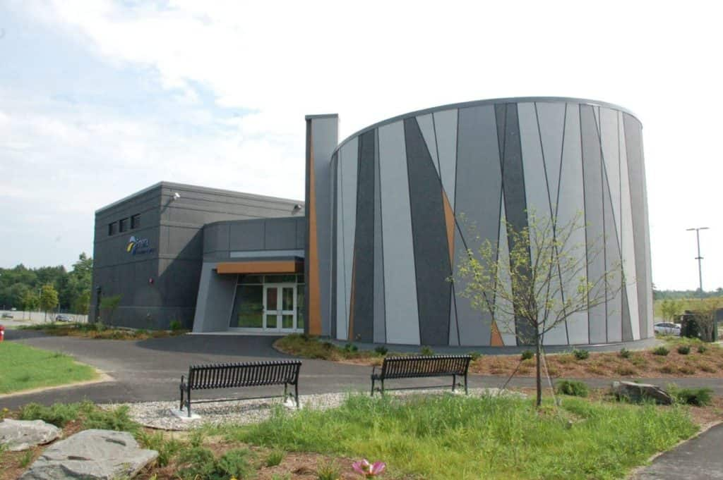 Emera Astronomy Center & Jordan Planetarium