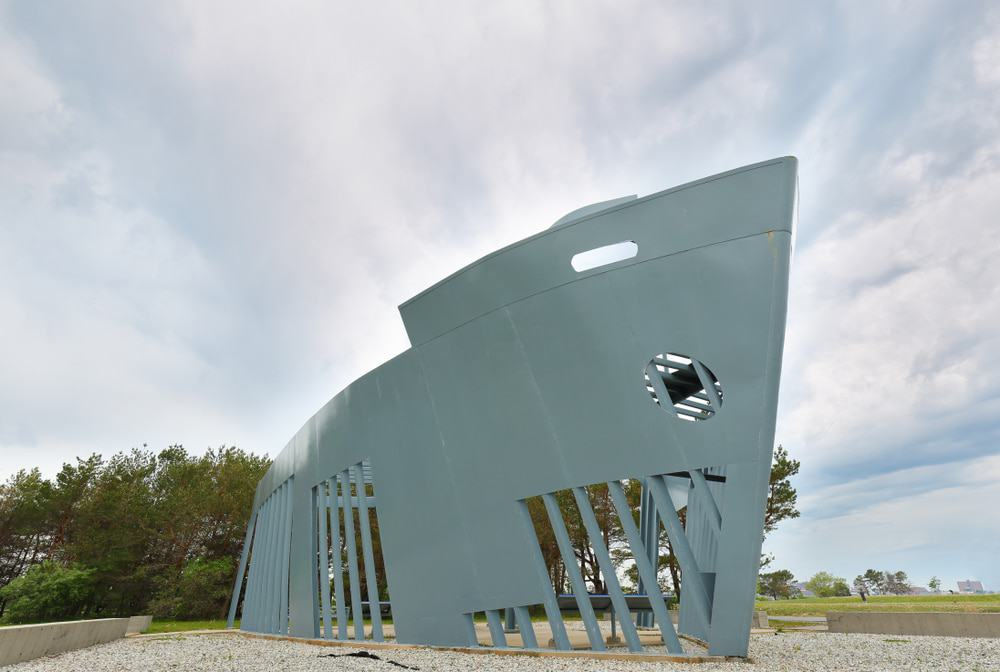 Liberty Ship Memorial, South Portland