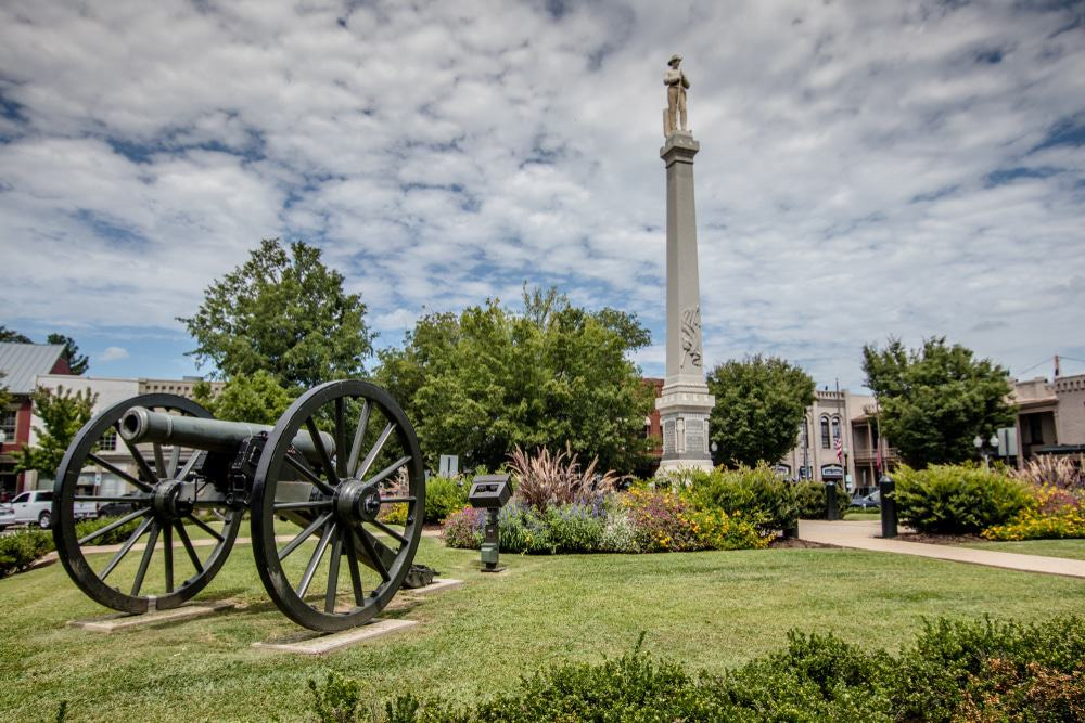 Civil War Landmarks in Franklin, Tennessee