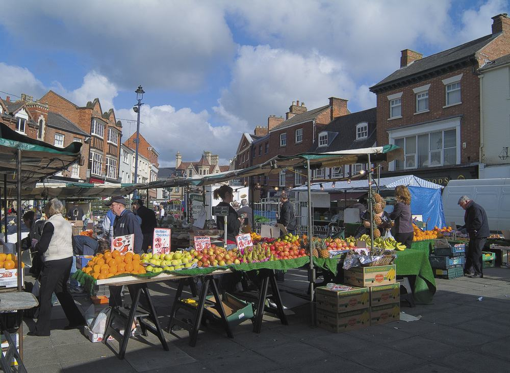 Markets in Melton Mowbray
