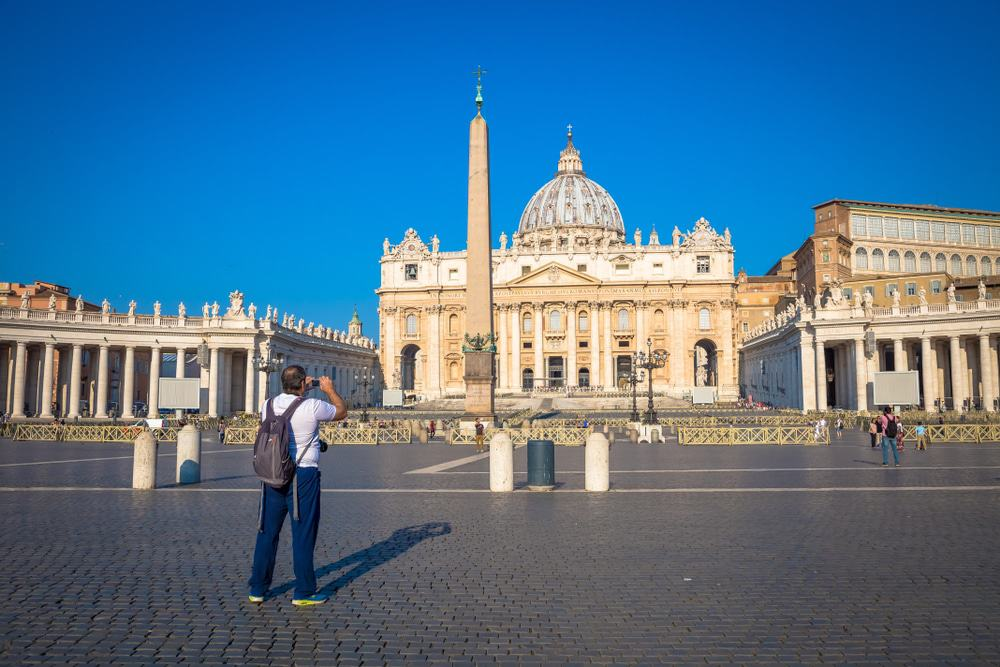 Early Morning Vatican