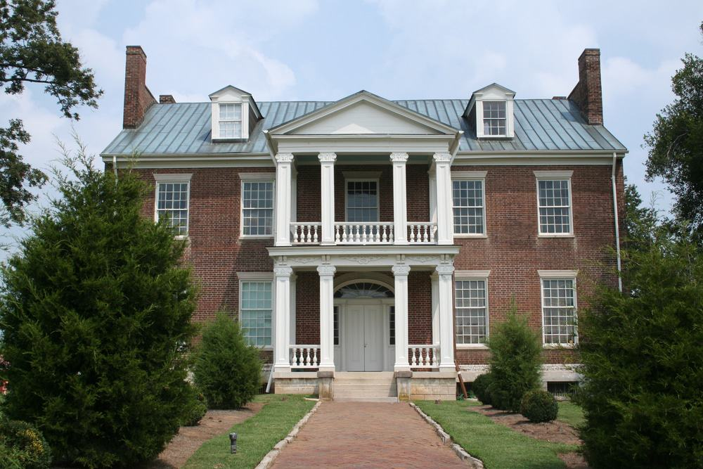 The Hermitage, Andrew Jackson House