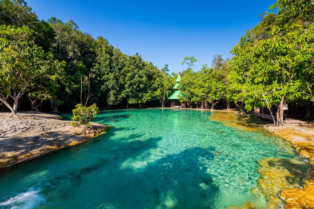 Krabi's Emerald Pool