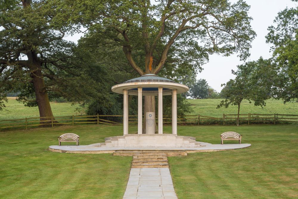 Magna Carta Memorial at Runnymede